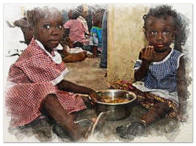 795 millones de personas en el mundo pasan hambre