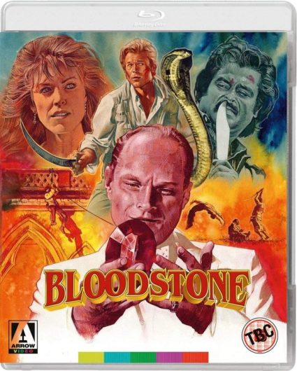 Bloodstone 1988 Hindi Dual Audio 720p BluRay ESub 950MB | 300MB Download