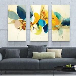 canvas art prints in 3 panels