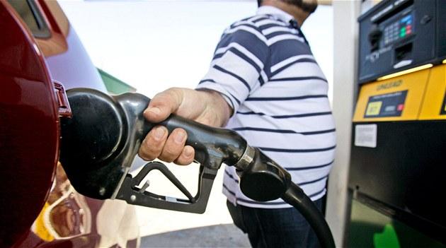 Ceny palív pre vaše vozidlo