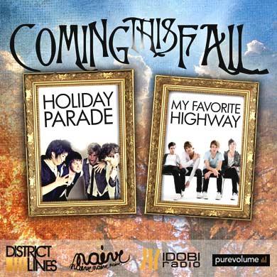 Holiday Parade Fall Tour