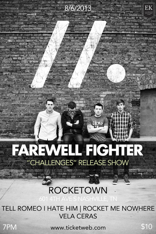 farewell fighter release show