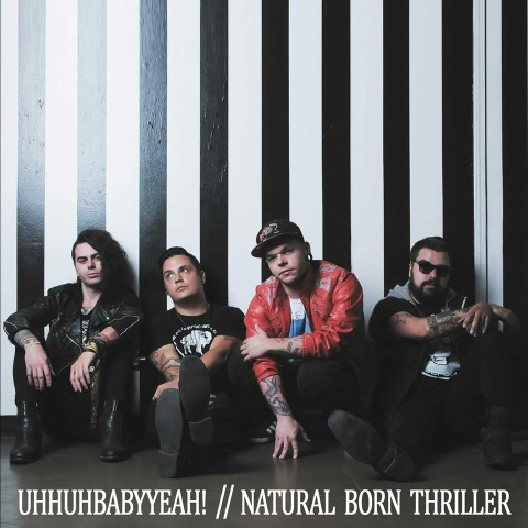 Natural Born Thriller Single Art