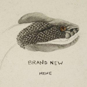 brand new mene single art