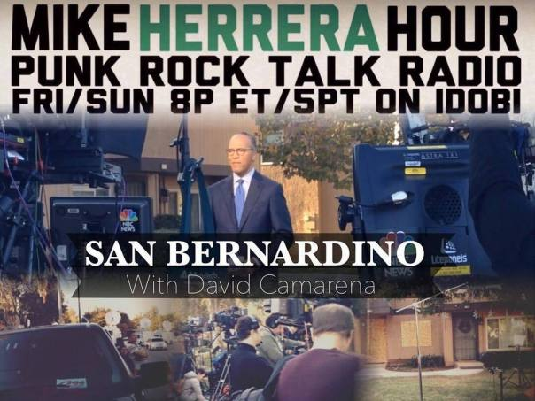 The Mike Herrera Hour with David Camarena