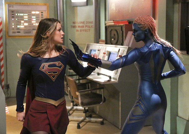 Supergirl-Myriad