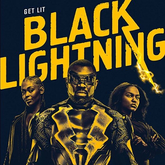 TV Show [P]Review: Black Lightning