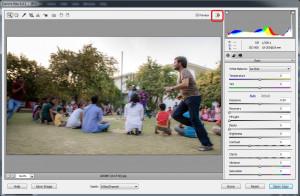 Adobe Camera Raw náhled pro download