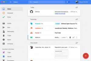 Inboxer náhled pro download