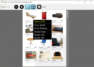 AK PDF Editor náhled pro download