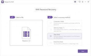 Passper for RAR náhled pro download