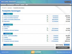 Secure Eraser náhled pro download