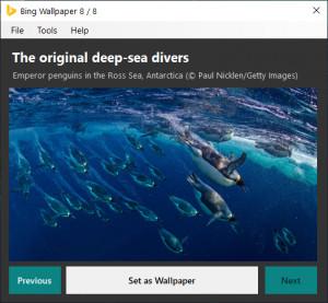 Bing Wallpaper náhled pro download