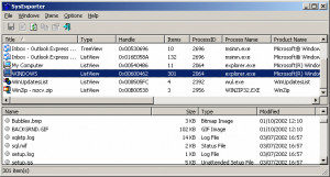 SysExporter Portable náhled pro download