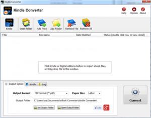 Kindle Converter náhled pro download