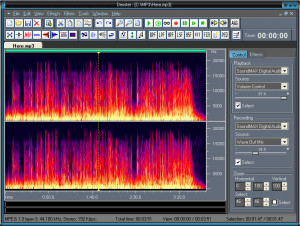 Dexster Audio Editor náhled pro download