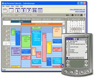 Calendarscope náhled pro download
