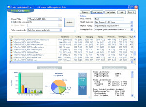ProjectCodeMeter náhled pro download