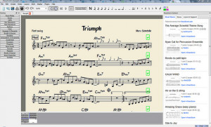 MuseScore OSX náhled pro download