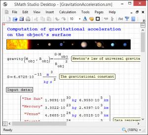 SMath Studio náhled pro download