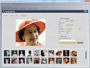 My Family Tree náhled pro download