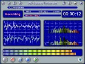 AD Sound Recorder náhled pro download
