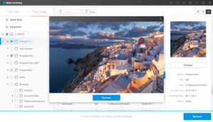 Wondershare Data Recovery macOS náhled pro download