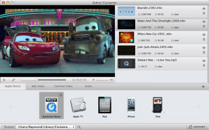 Ephnic Video Converter náhled pro download