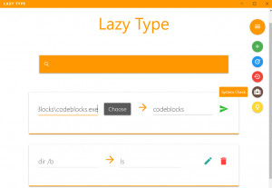 Lazy Type náhled pro download