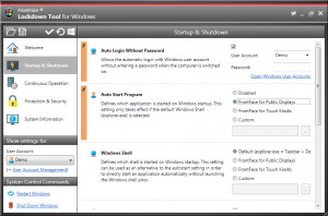 FrontFace Lockdown Tool náhled pro download