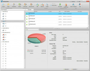Privacy Drive náhled pro download