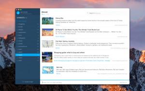 Surf macOS náhled pro download