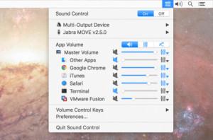 Sound Control náhled pro download