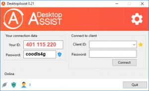 DesktopAssist náhled pro download