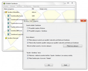 Sandboxie náhled pro download