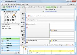 C Organizer náhled pro download
