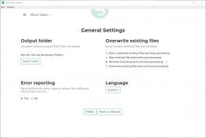 Sejda PDF Desktop náhled pro download