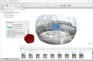 Agisoft Metashape Professional náhled pro download