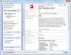 TV Browser Portable náhled pro download