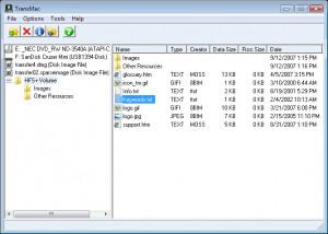 TransMac náhled pro download