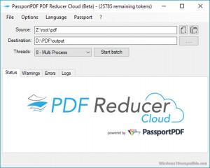 PDF Reducer Cloud náhled pro download