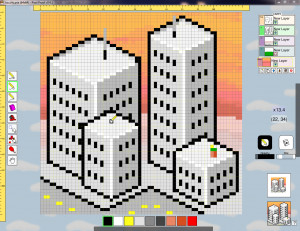 Pixel Proof náhled pro download