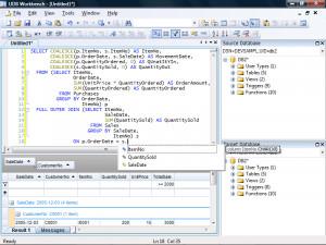 UDB Workbench náhled pro download