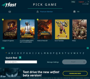 wtfast náhled pro download