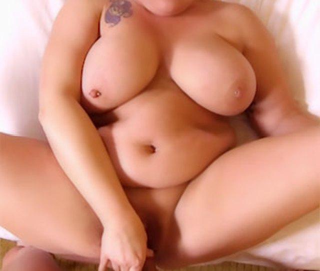 Bbw Milf With Pierced Tits