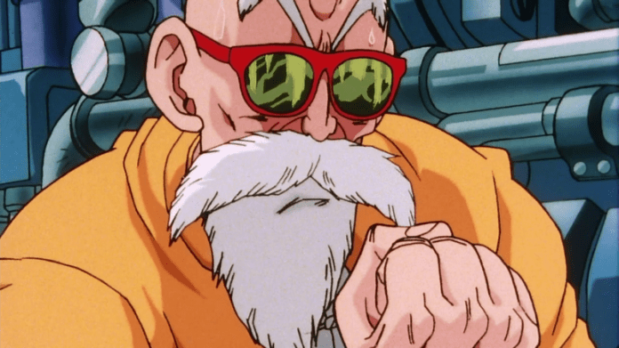 Master Roshi - Dragon Ball