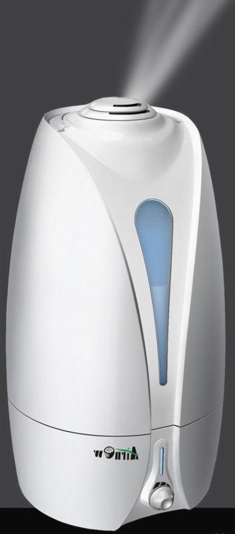 Inexpensive Alpine air purifier
