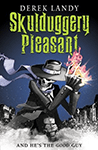 Skulduggery Pleasant (Skulduggery Pleasant #1) by Derek Landy