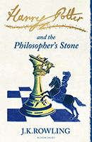 Harry Potter and the Philosopher's Stone (Harry Potter #1) by J.K. Rowling