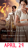 April 29: Valour and Vanity (Glamourist Histories #4) by Mary Robinette Kowal